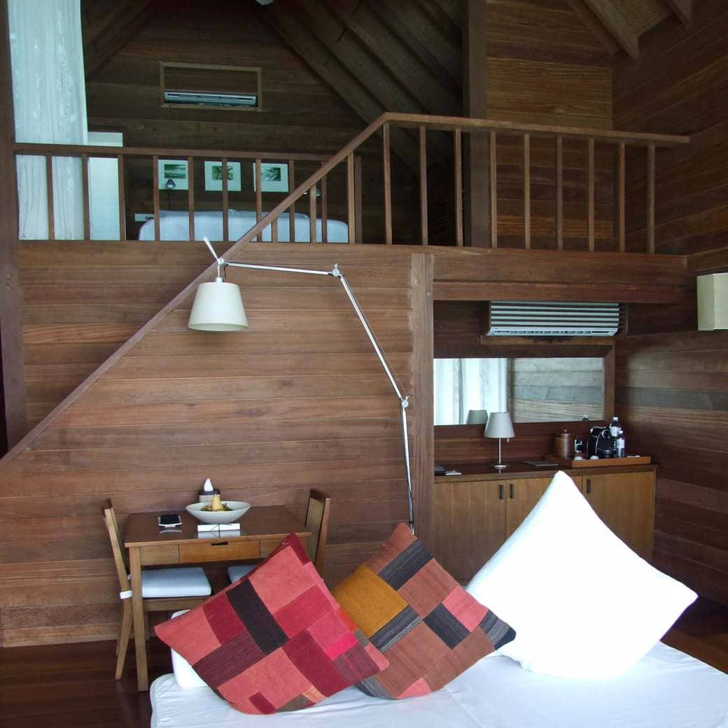 Image of loft villa at Cocoa Island
