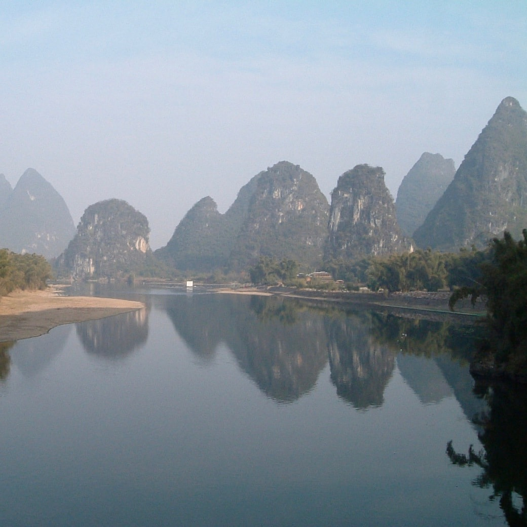 Image of Li River
