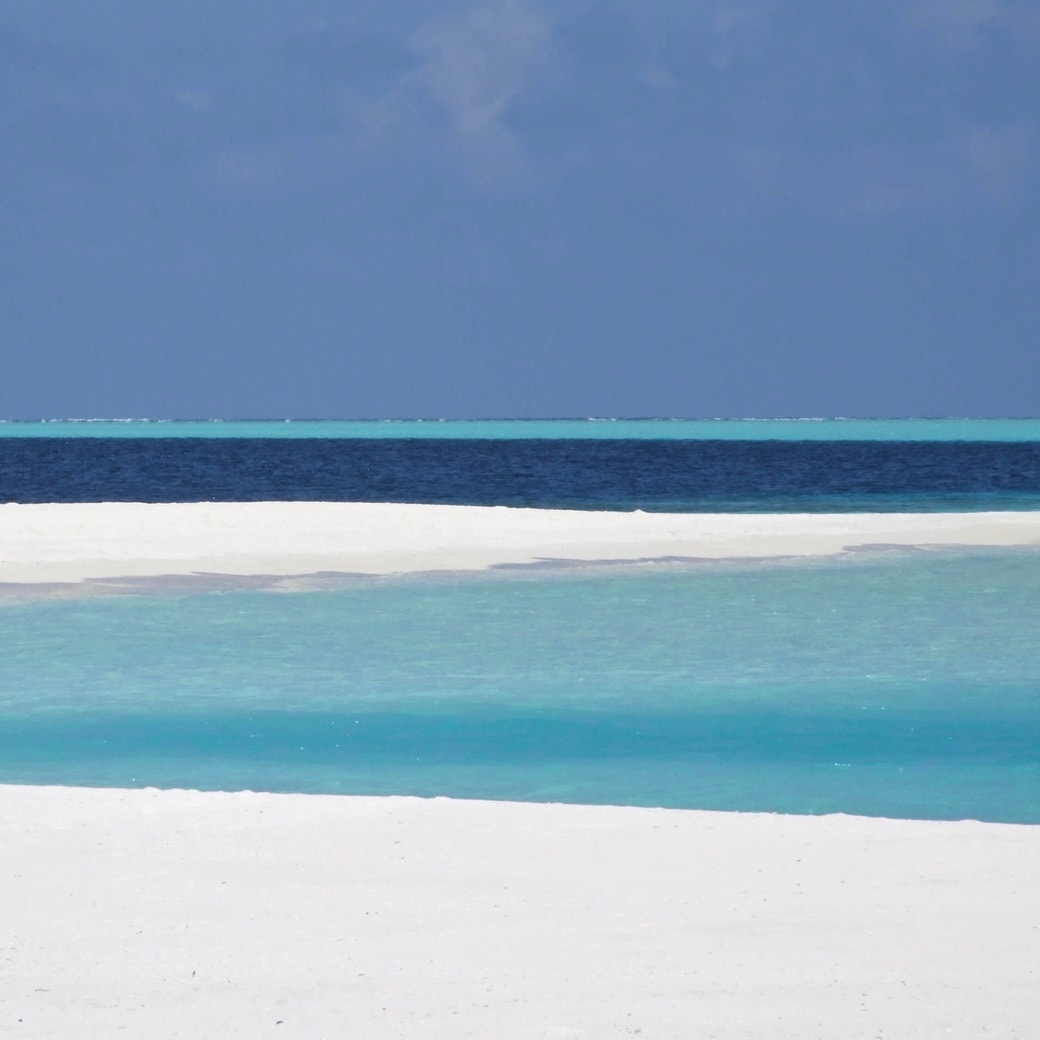 Image of Maldives beach