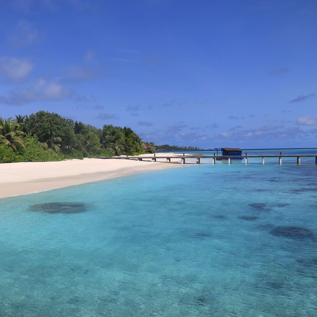Image of Maldives scenery