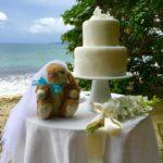 Image of Bunny on her wedding day