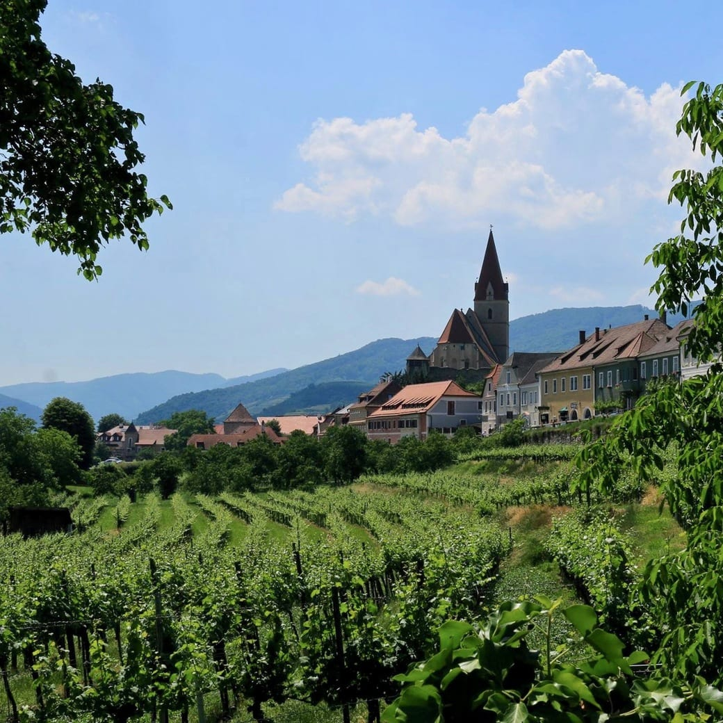 Image of the Wachau valley