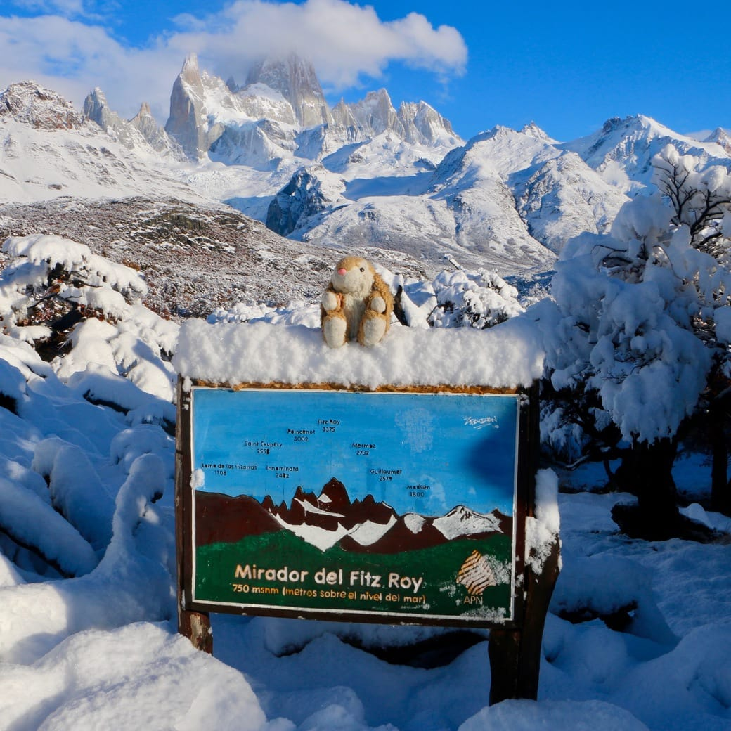 Image of Bunny and Fitz Roy