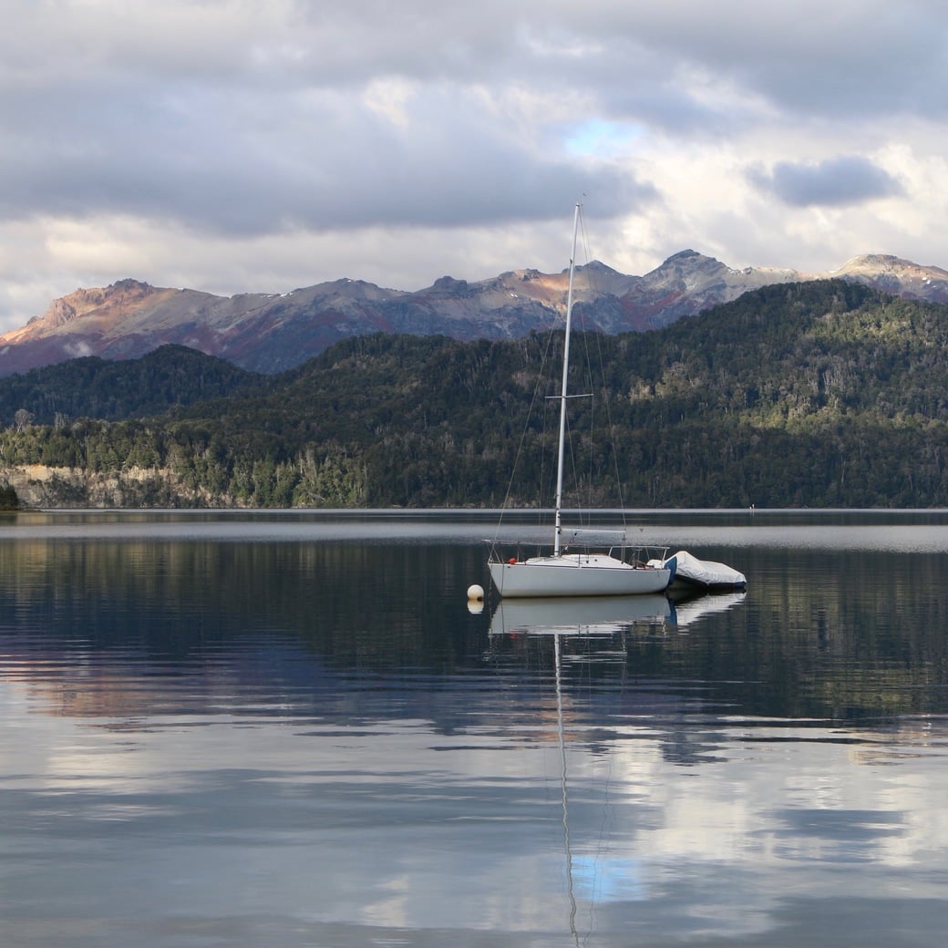 Image of Lake Nahuel Huapi