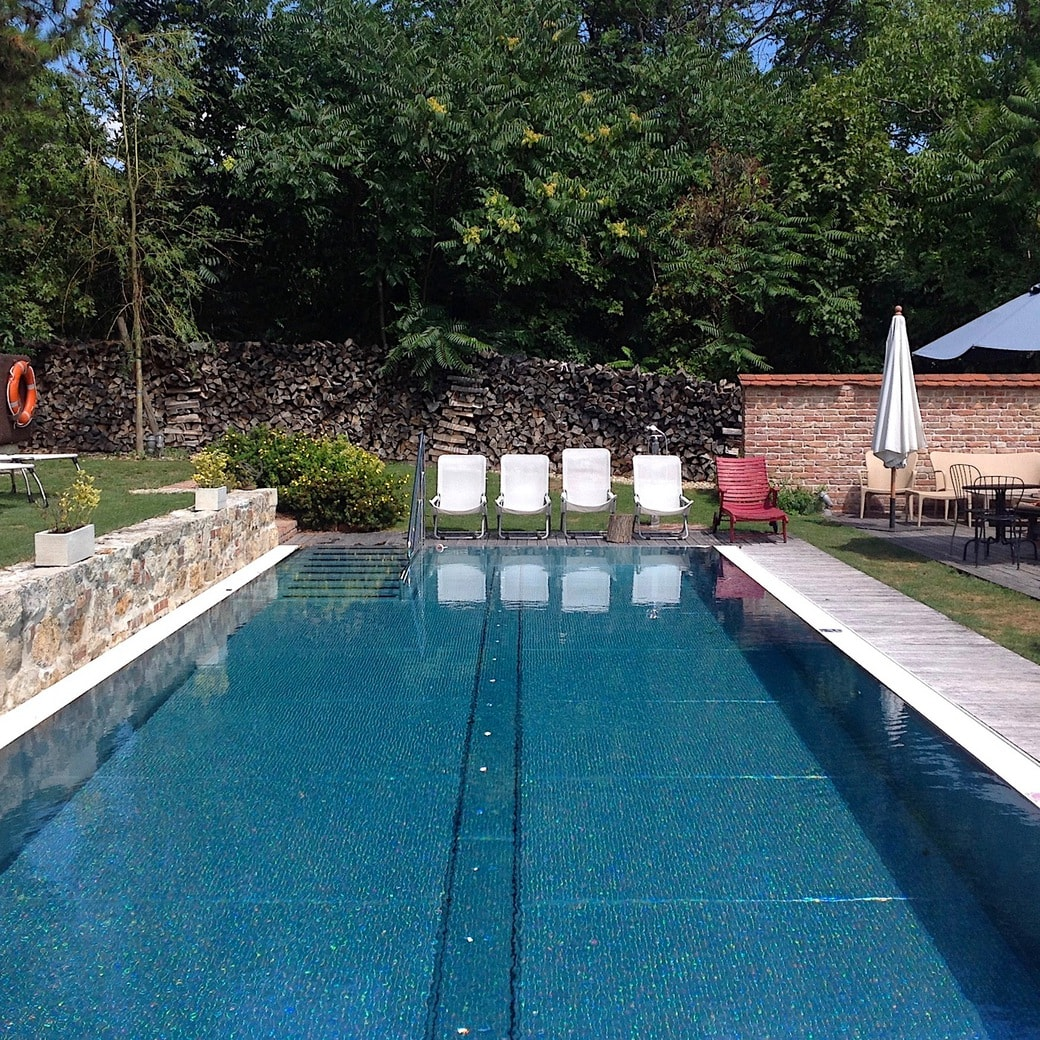 Image of outdoor pool