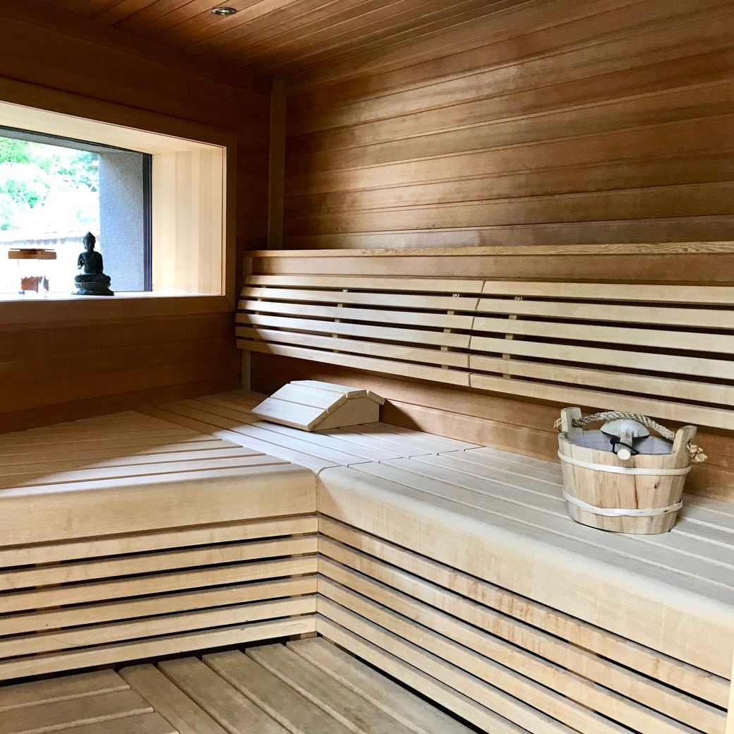 Image of sauna