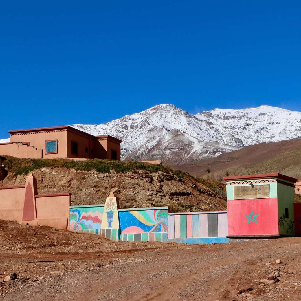 Image of High Atlas Mountains