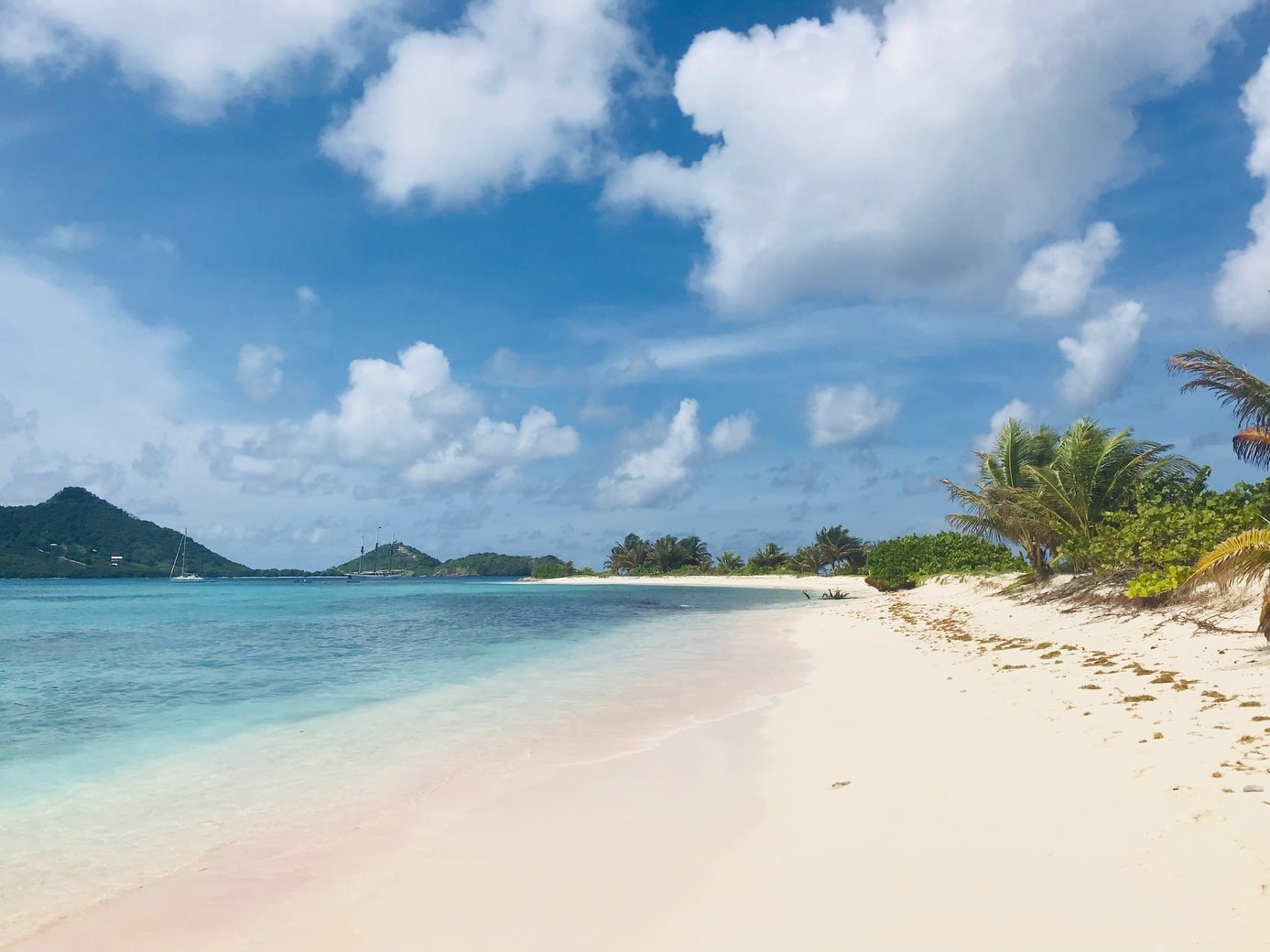 Beach Island: Visiting Sandy Island In Carriacou