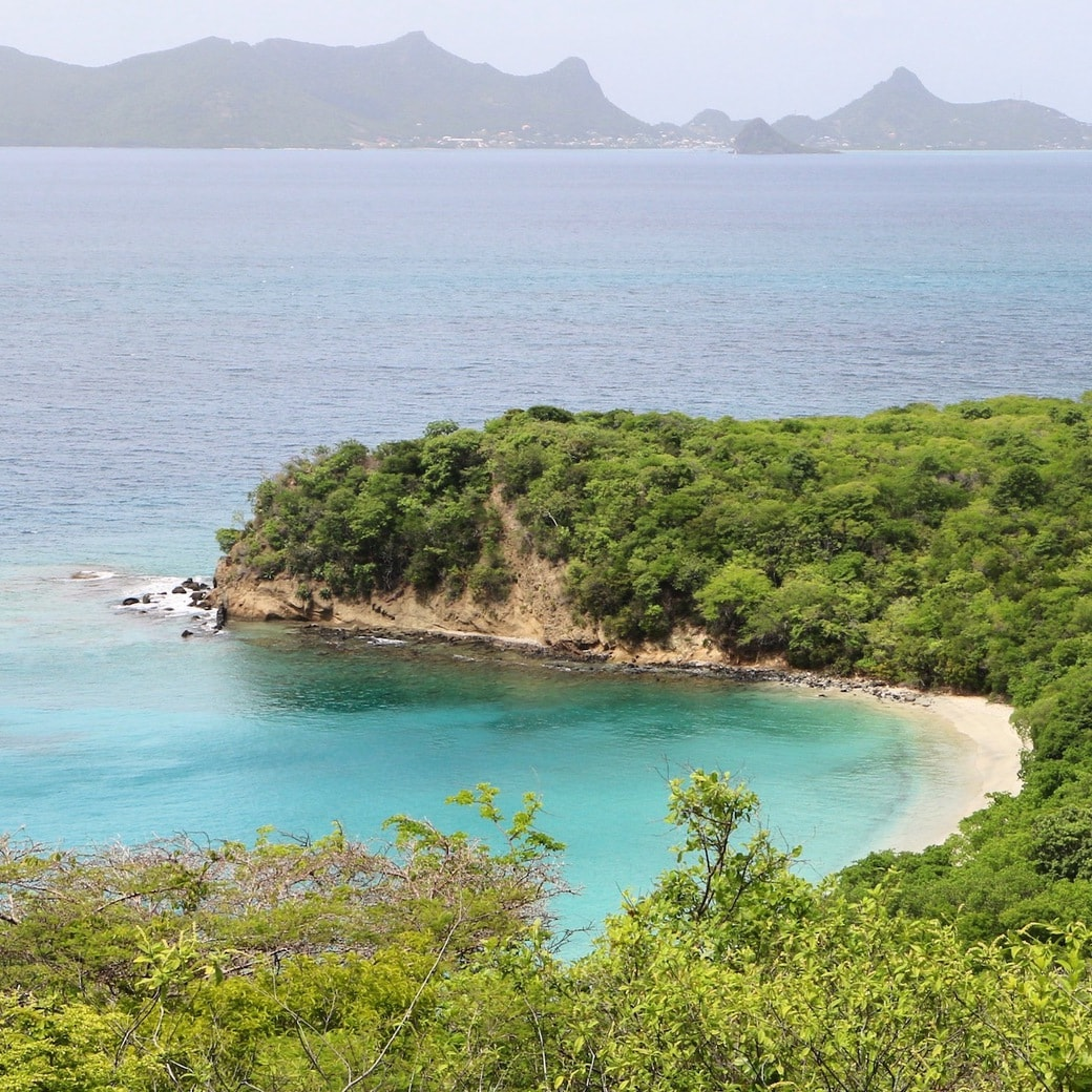 Deserted Island Beach: Carriacou Beaches: Complete Guide And Map