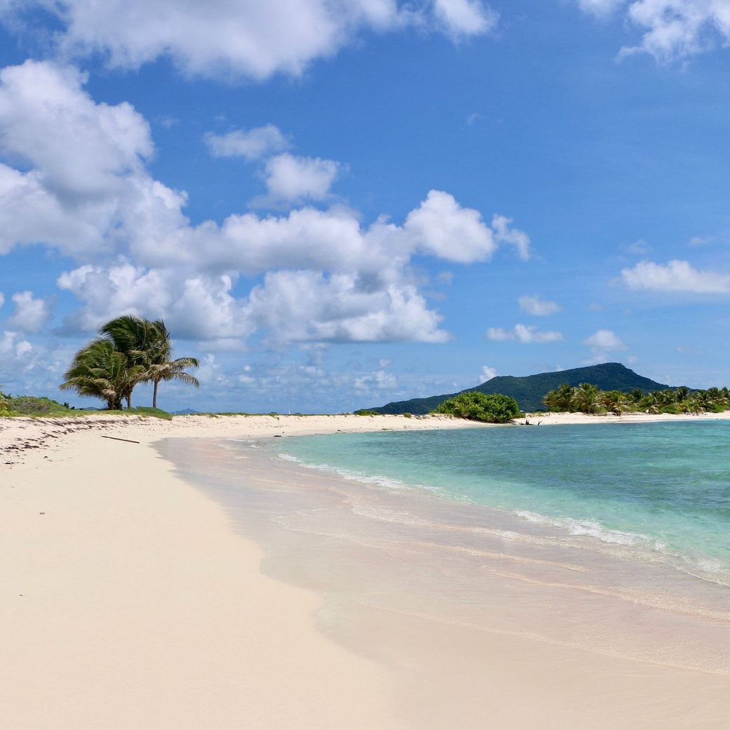 Beach Island: Carriacou Beaches: Complete Guide And Map