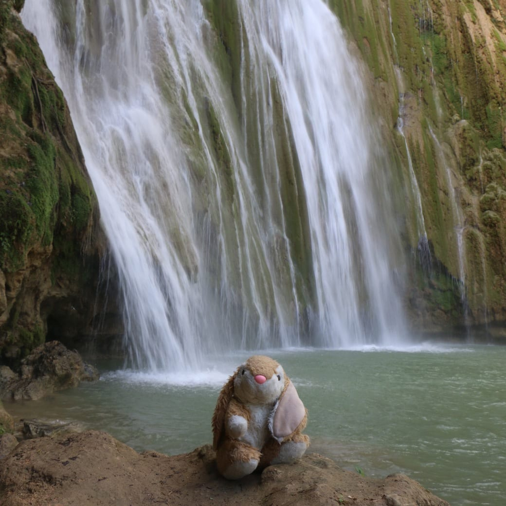 Image of El Limon waterfall