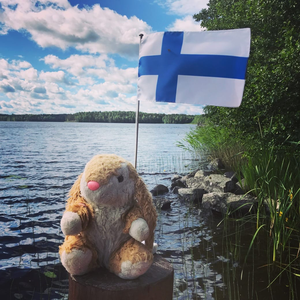 Image of Bunny in Finland