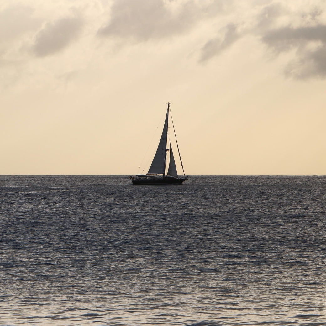 Image of sail boat