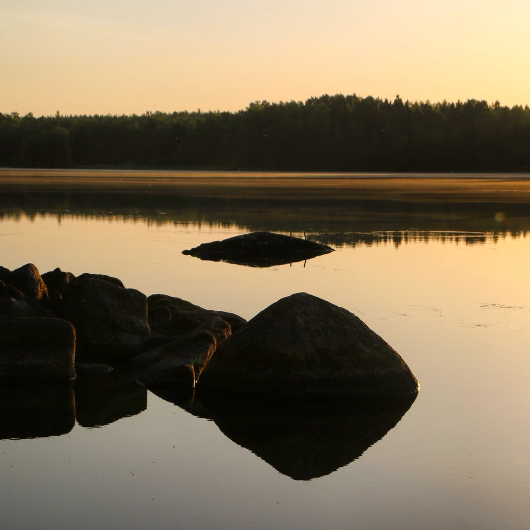 Image of Finnish lake