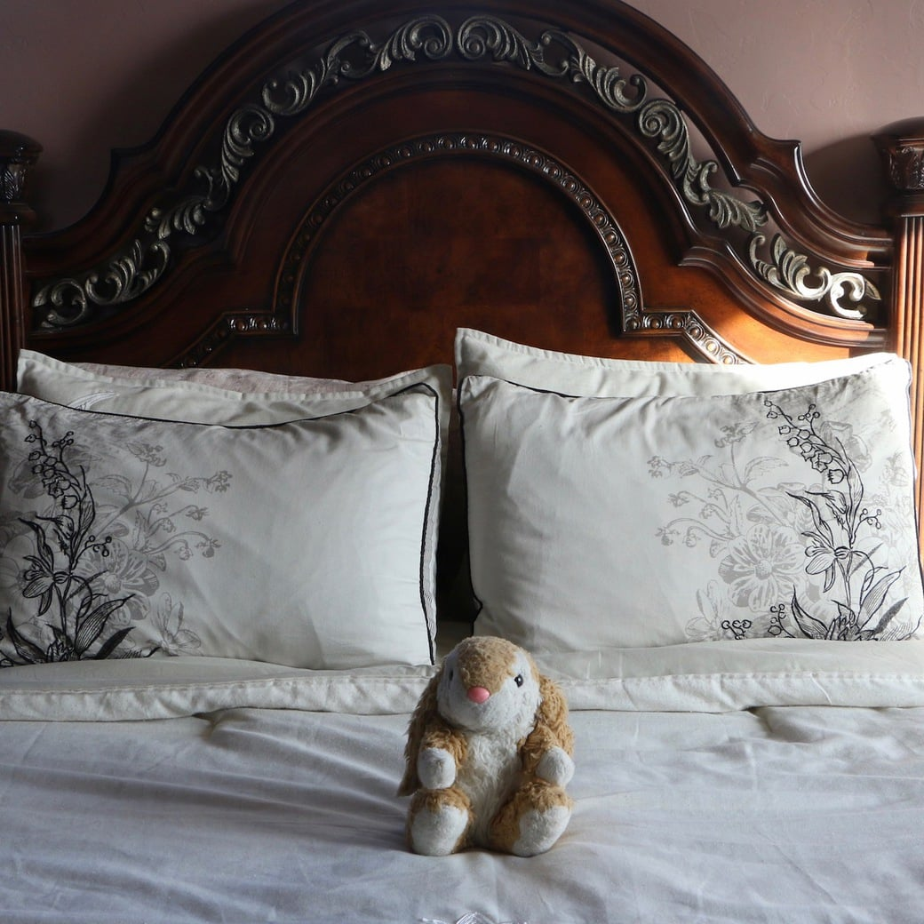 Image of Bunny's bedroom