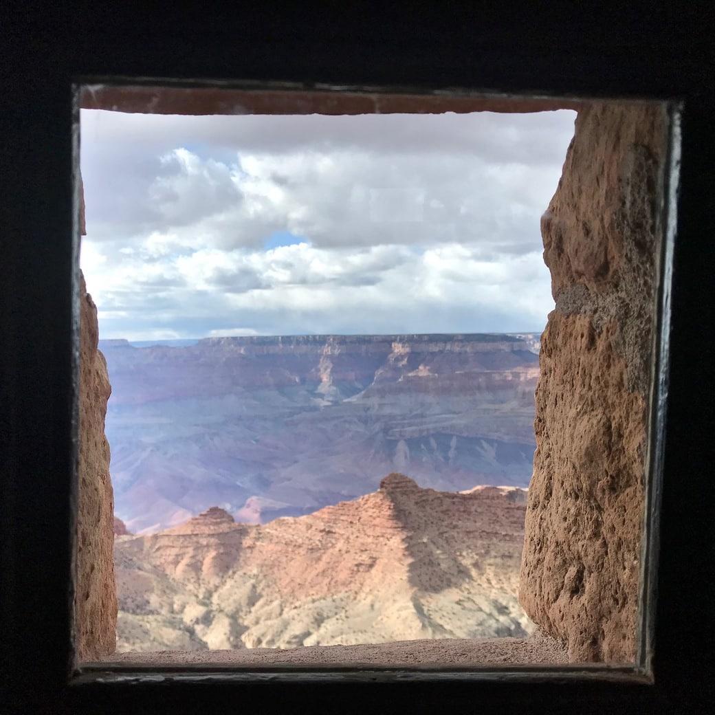 Image of Desert Watchtower view