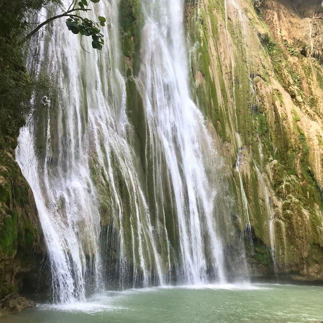 Image of waterfalls