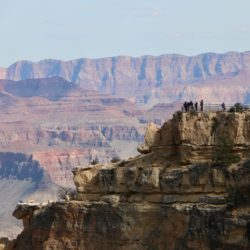 Image of Grand Canyon lookout