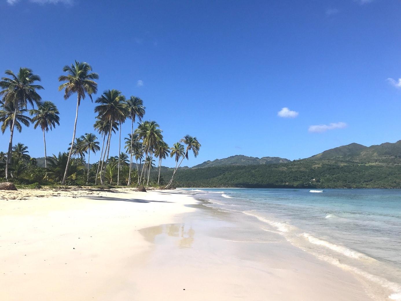 Best beach in Dominican Republic