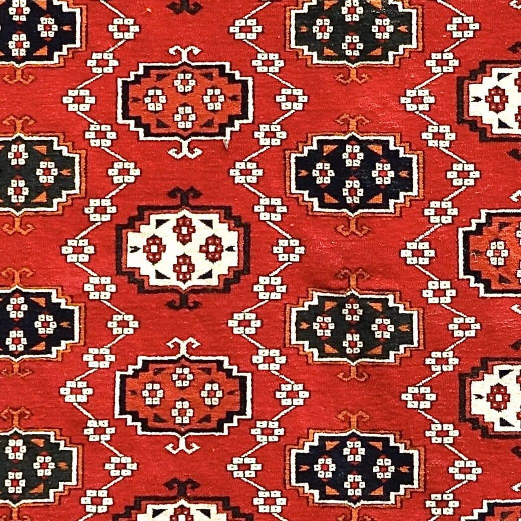 Central Asia is famous for its carpets