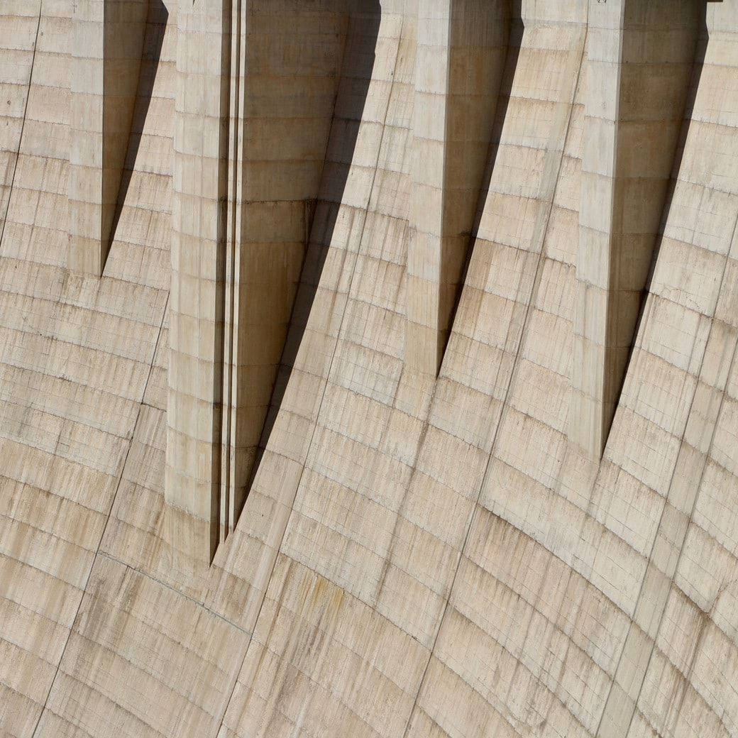 Up close and personal with Hoover Dam