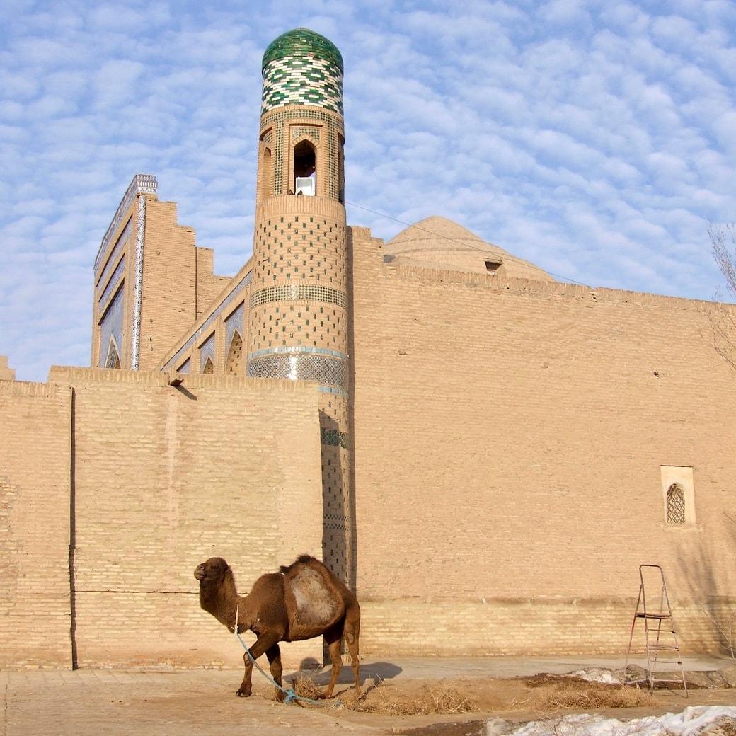 Silk Road city of Khiva