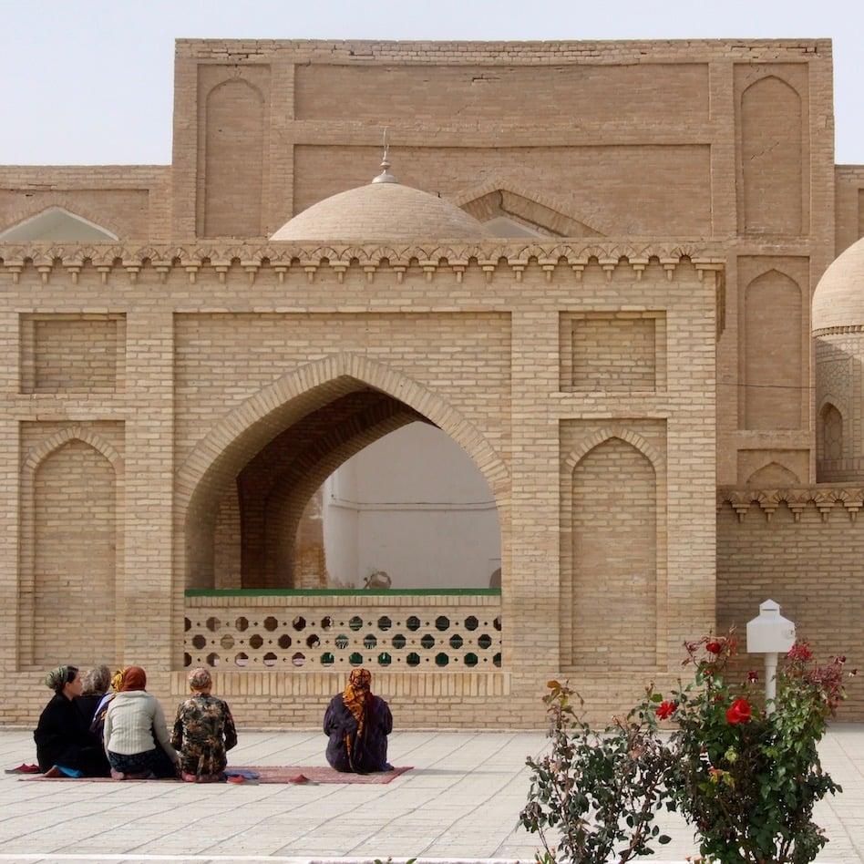 Merv in Turkmenistan