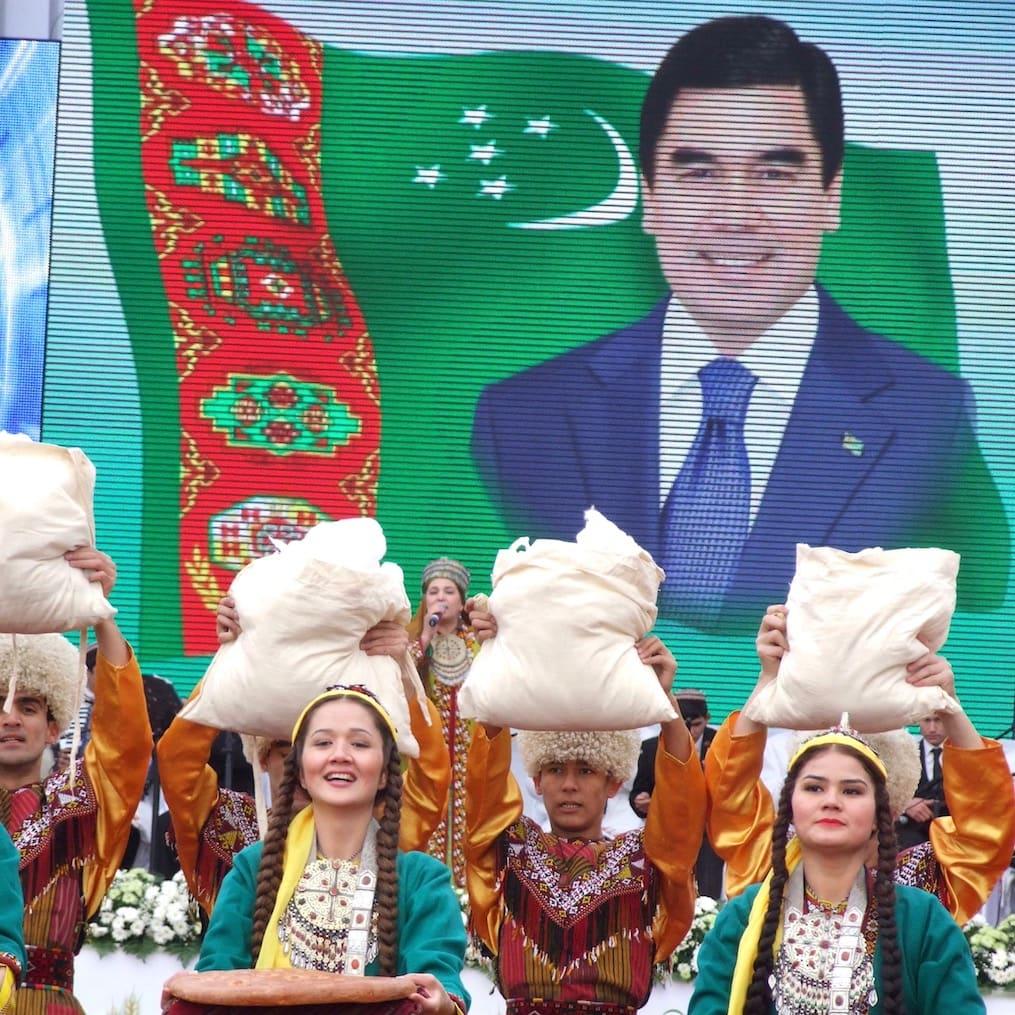 Turkmen celebrations