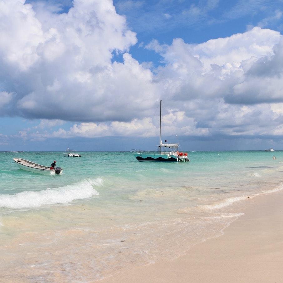 Playa Bavaro in Punta Cana