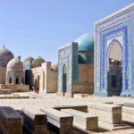 Shakhi Zinda in Samarkand
