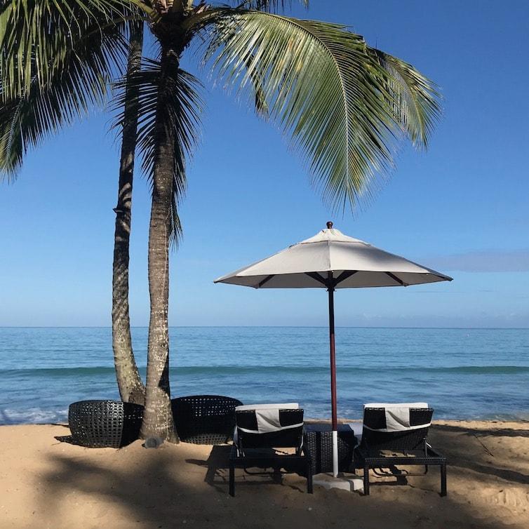 Sublime Samana hotel on Playa Coson
