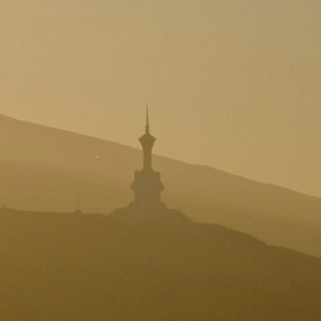 TV tower in Ashgabat