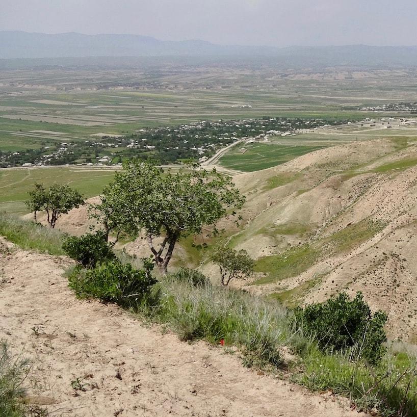 Kurgan-Tyube in Tajikistan