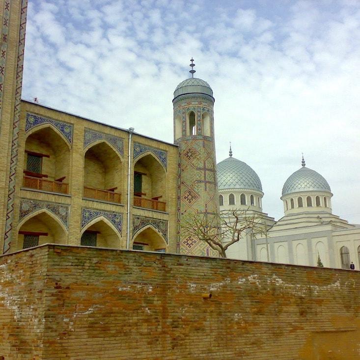 Uzbek capital