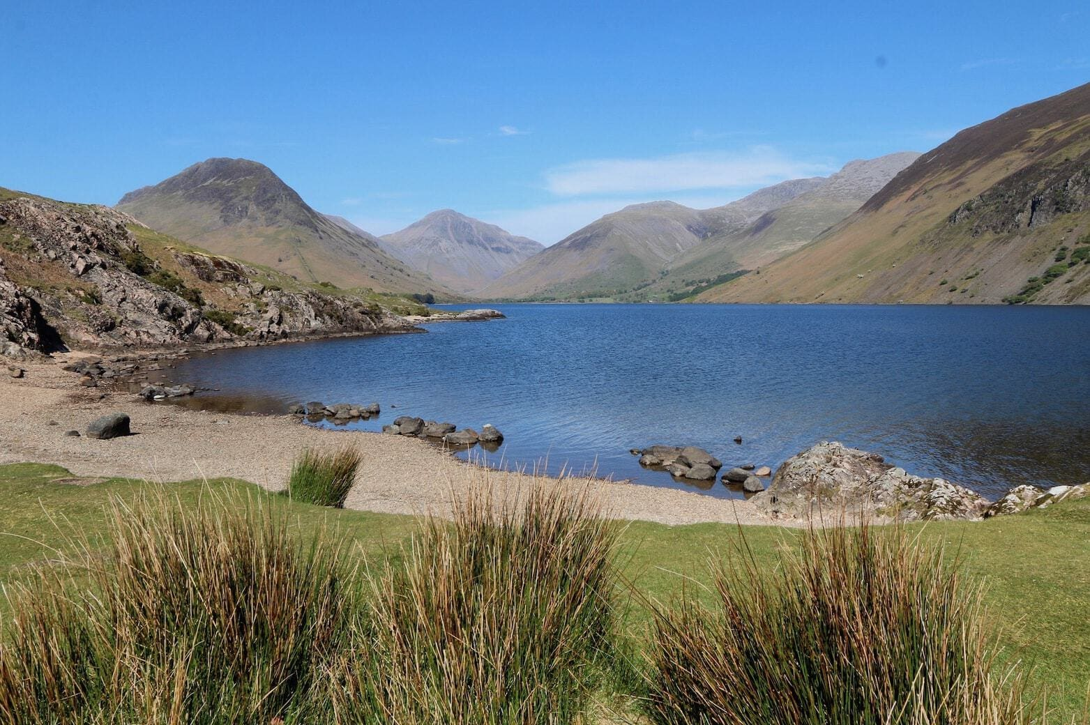Wast Water in Western Lakes