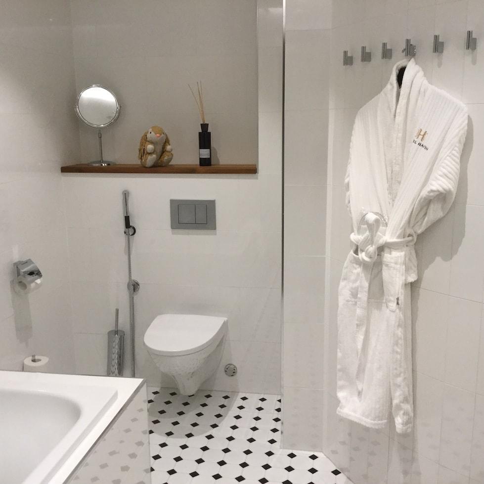 Bathroom in Hotel Haven