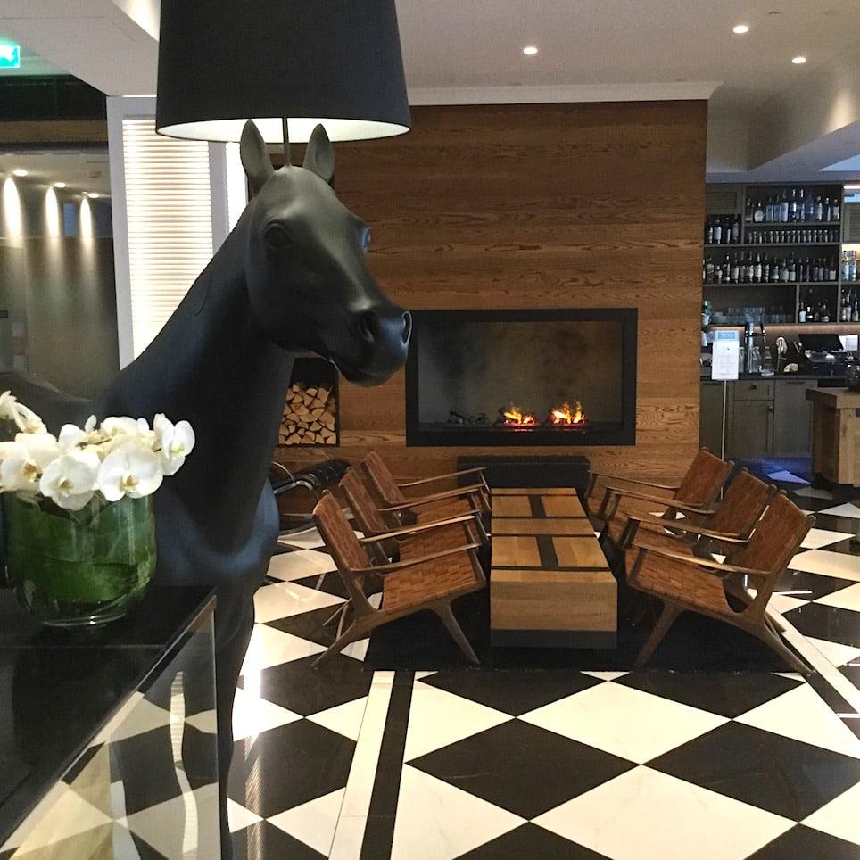 Hotel Lilla Roberts in Helsinki
