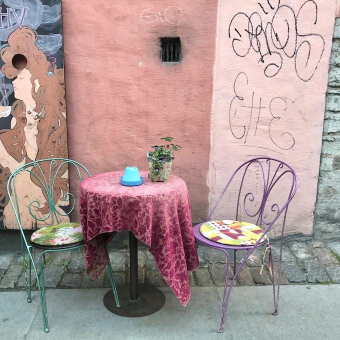 Rustic charm in Tallinn old town