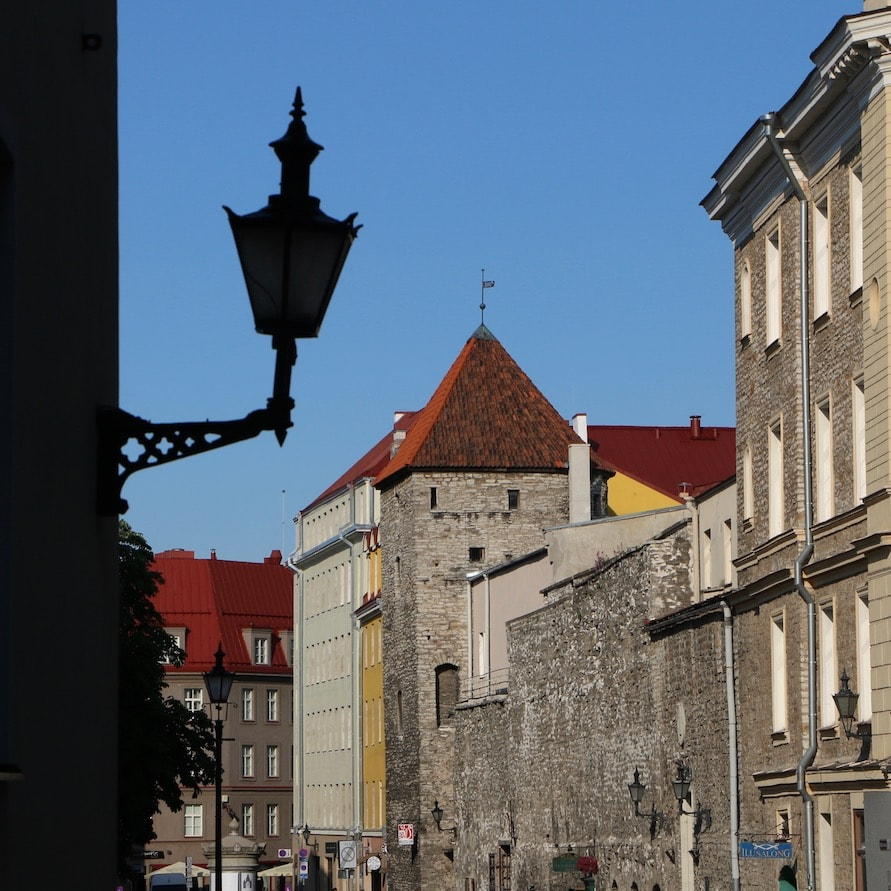 Beautiful old town