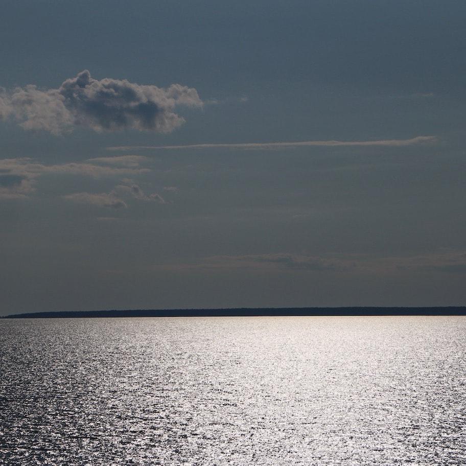 Views on the Tallinn Helsinki ferry