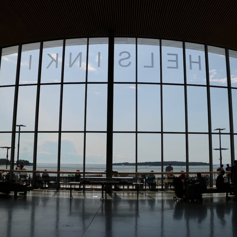 Helsinki West Harbour terminal