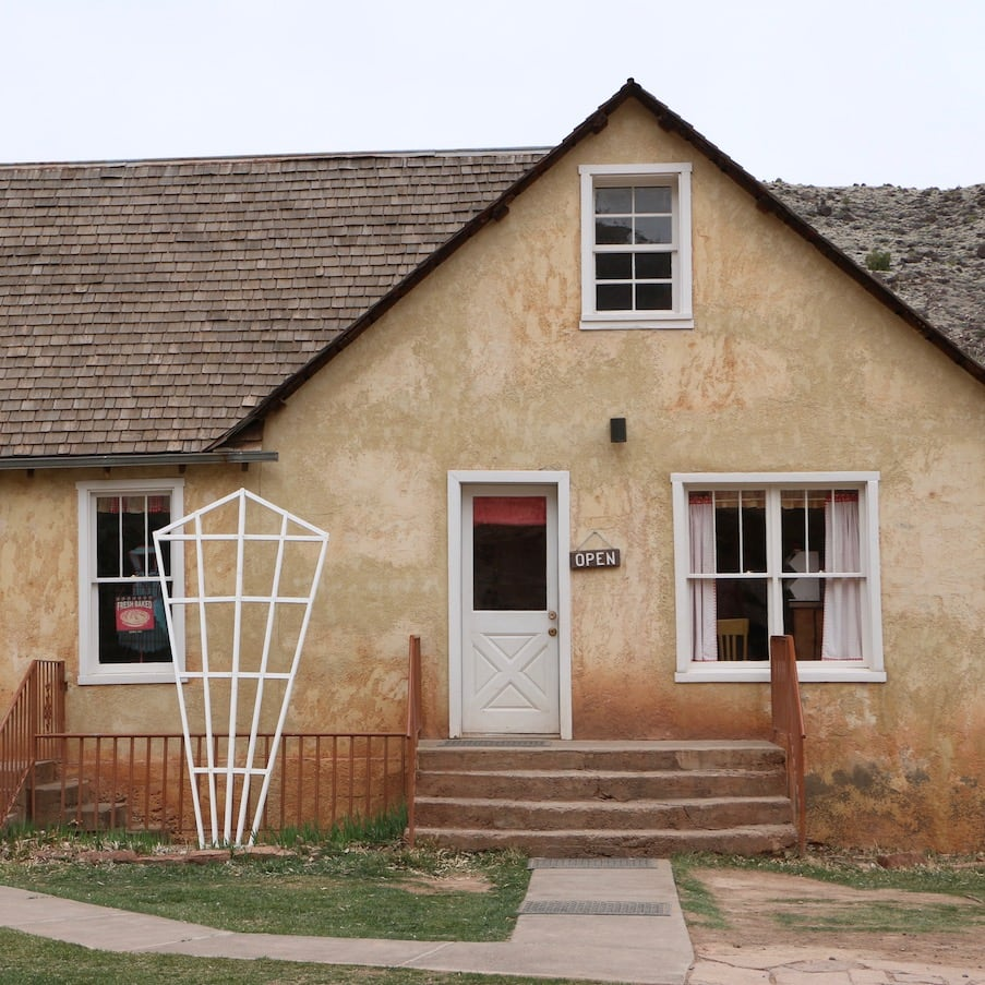 Gifford House in Fruita District