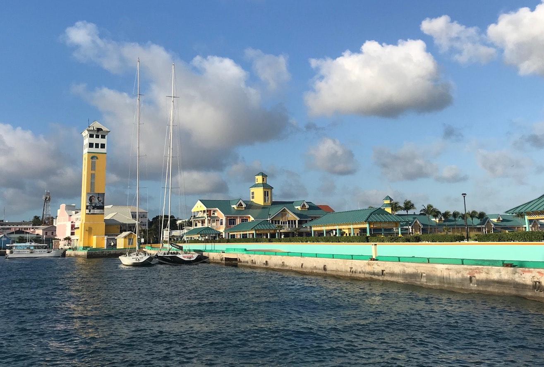 Quiet Nassau in the morning