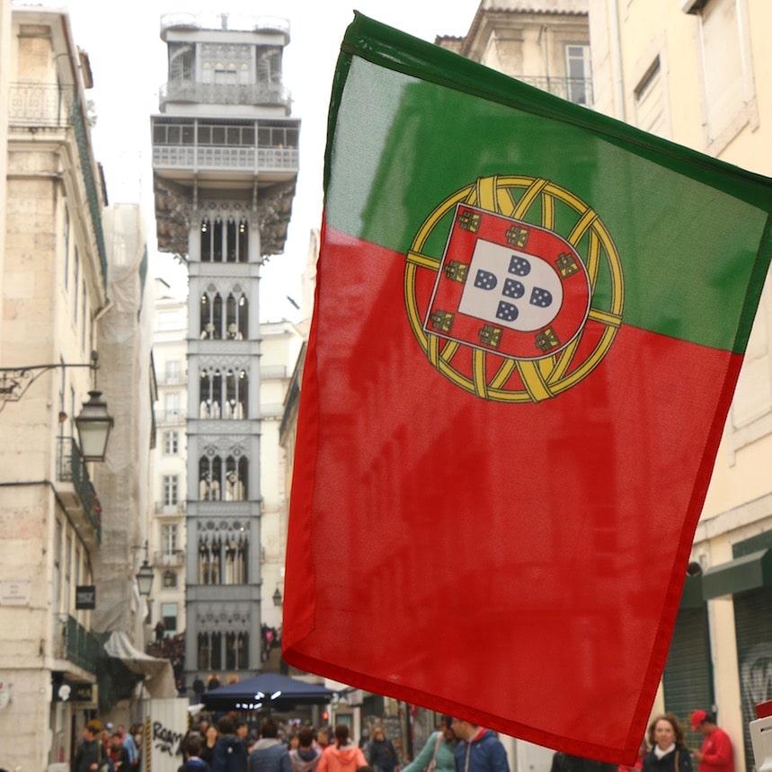 Portuguese capital