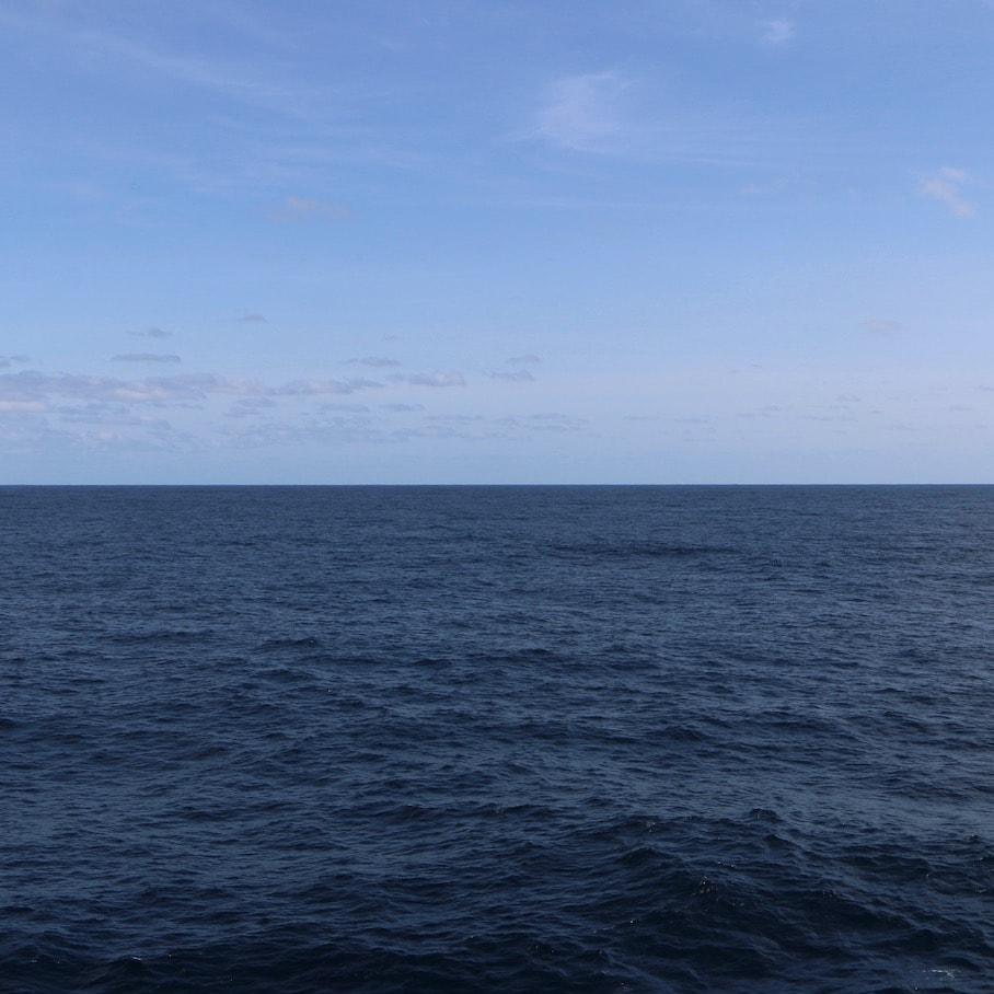 Scenery on the Atlantic