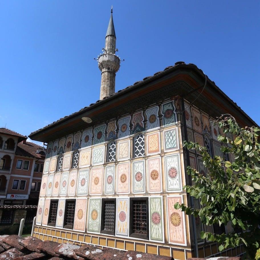 Šarena Mosque in Tetovo