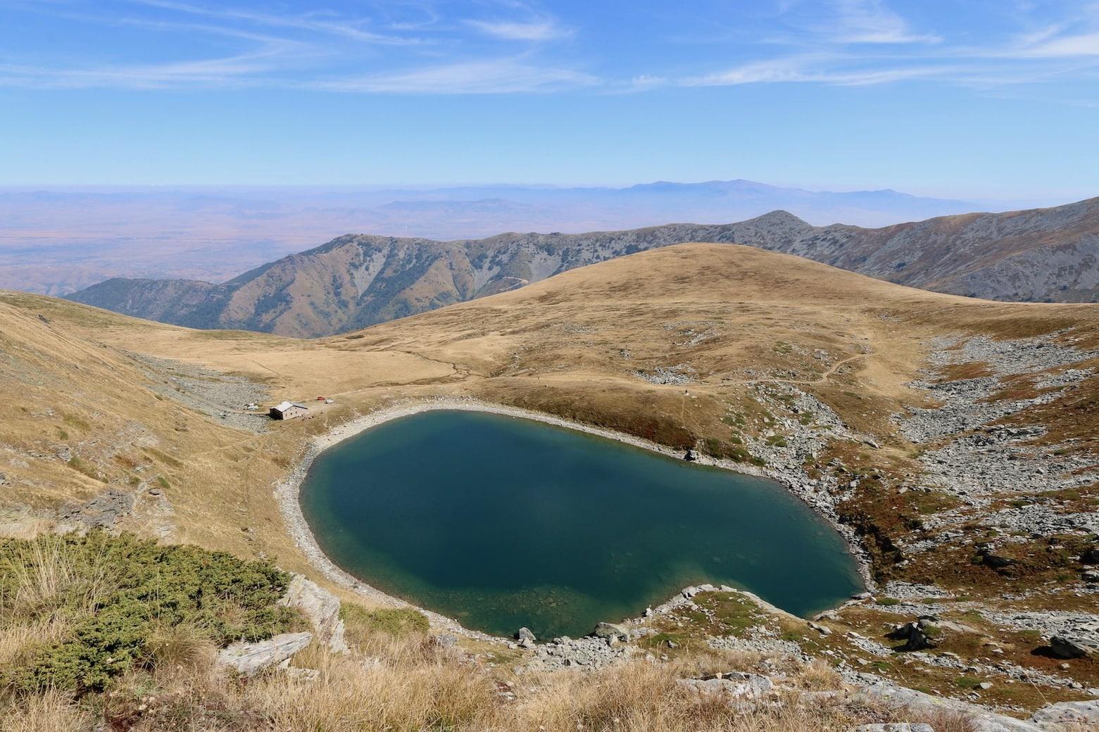 Gorgeous mountain lake