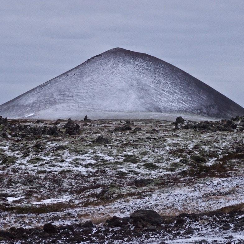 Snaefellsnes Peninsula in Western Iceland