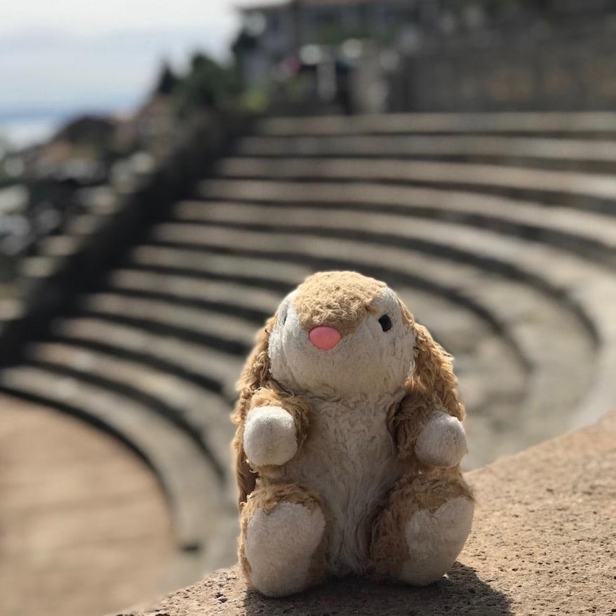 Ohrid Amphitheatre