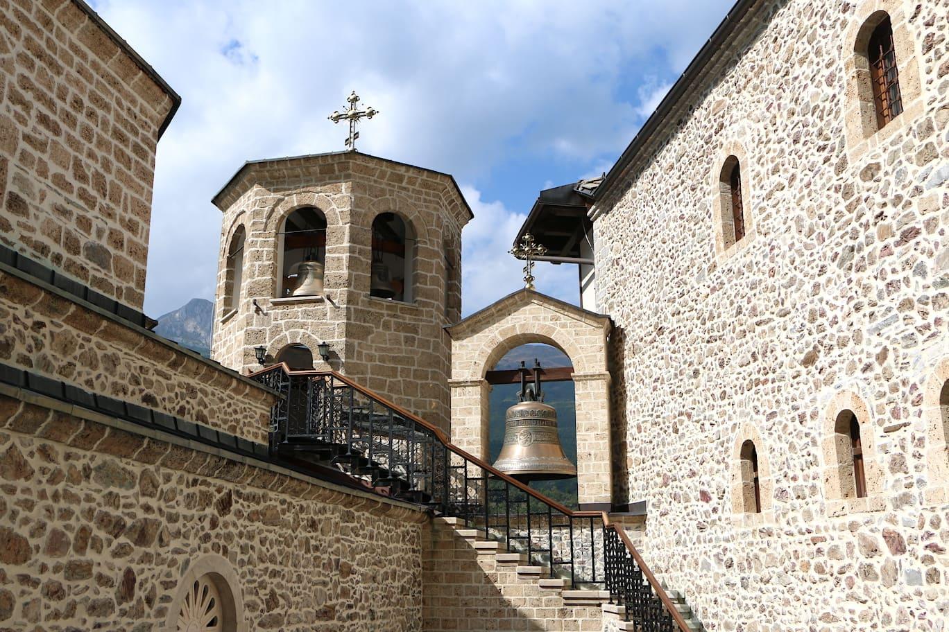 Bigorski Monastery St John the Baptist
